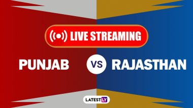 KXIP vs RR, IPL 2020 Live Cricket Streaming: Watch Free Telecast of Kings XI Punjab vs Rajasthan Royals on Star Sports and Disney+Hotstar Online