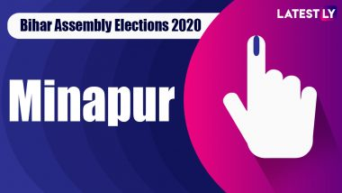 Minapur Vidhan Sabha Seat in Bihar Assembly Elections 2020: Candidates, MLA, Schedule And Results