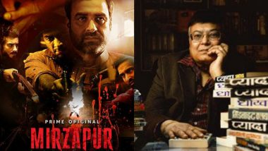Mirzapur 2: Author Surender Mohan Pathak Threatens Legal Action Against The Makers For 'Misrepresenting' His Novel 'Dhabba' (View Tweet)