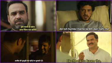 Mirzapur 2 All New Episodes Meme Templates for Free Download: With Amazon Prime's Hit Series Leaked on Telegram, Here Are Latest Joke Formats to Make Funny Memes