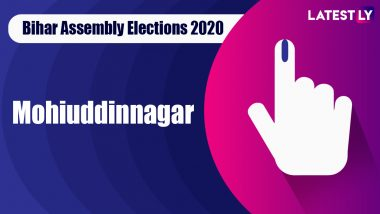 Mohiuddinnagar Vidhan Sabha Seat in Bihar Assembly Elections 2020: Candidates, MLA, Schedule And Result Date