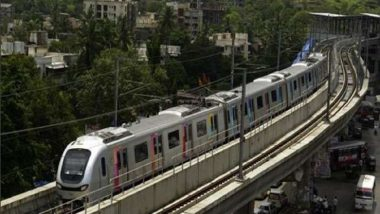 Maharashtra 'Mission Begin Again' Fresh Guidelines: Metro Train Services to Resume From Tomorrow, Places of Worship to Remain Shut