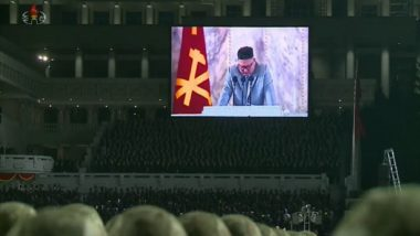 North Korea Military Parade 2020 Live Streaming: Watch Kim Jong Un's Live Address and Pyongyang's Military Prowess at NK News