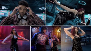Naach Meri Rani Song Out: Nora Fatehi Impresses With Her Kickass Dance Moves in This Guru Randhawa Track (Watch Video)