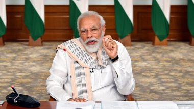 India Will Start COVID-19 Vaccination Only After Expert Nod: PM Narendra Modi Seeks Suggestions