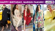 Nargis Fakhri Birthday Special: Showing Us How a Little Glamour, Some Sass and Oodles of Spunk Go a Long Way!