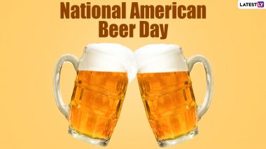 On National American Beer Day 2020, Here's a Brief History of Beermaking and Brewery in US