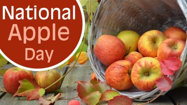 National Apple Day (UK) 2020 Date and History: Know Significance and Celebrations of All Things Apples and Orchads