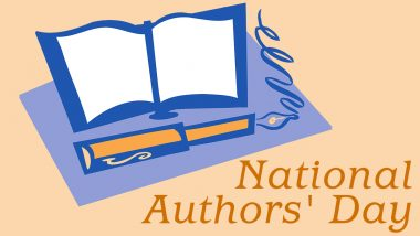 National Authors' Day (US) 2020 Date and History: Know Significance of The Day Celebrates American Writers