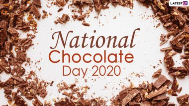 National Chocolate Day 2020: Did You Know It Takes 400 Cocoa Beans to Make One Pound of Chocolate? Know Interesting Facts About This Sweet Delight