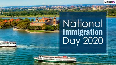 National Immigration Day 2020: Know Date, Significance and the Role of Ellis Island as Immigration Station in the USA