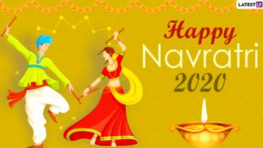 Navratri 2020 Wishes For Brahmacharini Puja: WhatsApp Stickers, Navdurga HD Images, Facebook Greetings, Instagram Stories, Messages And SMS to Send on Day 2 of Sharad Navaratri Festival