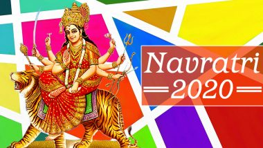 Navratri 2020 Colours Calendar For 9 Days: Date-Wise List of All 9 Colours to Wear Every Day During Sharad Navaratri Festival to Please Goddess Durga