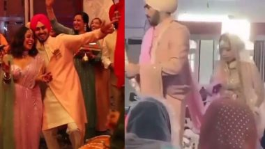 Neha Kakkar and Rohanpreet Singh Are Officially Married, Take Pheras In Gurudwara (Watch Video)