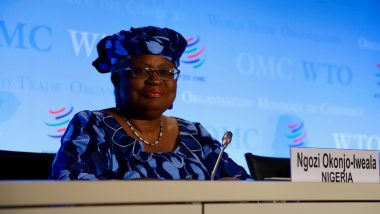 Ngozi Okonjo-Iweala, Nigeria's Former Finance Minister, Proposed as New WTO Chief