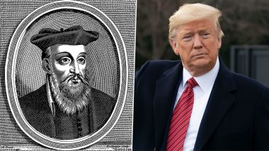 Nostradamus 'Predicts' Donald Trump's Victory in US Elections 2020, Check Cryptic Lines From French Astrologer's Famous Book 'Les Propheties'