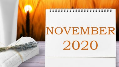November 2020 Festivals, Events and Holiday Calendar: Diwali, Chhath Puja, International Men's Day; Know All Important Dates and List of Fasts for the Month