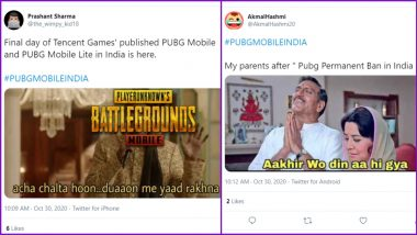 PUBG Mobile Funny Memes Trend Online With Jokes on Parents' Reactions to Gamers' Disappointment As Game Will No More Work in India