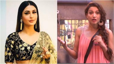 Bigg Boss 14: Pavitra Punia Hurls Abuses At Senior Gauahar Khan, Latter Shuts Her Down With A Sassy Reply (View Tweet)