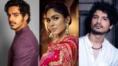 Pippa: Mrunal Thakur and Priyanshu Painyuli Join Ishaan Khatter in a War Drama Helmed by Raja Krishna Menon!