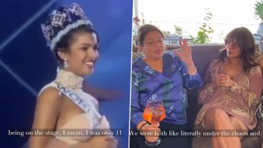 Priyanka Chopra Jonas Celebrates 20 Years Of Her Crowning Moment At Miss World 2000; Madhu Chopra Recalls Her Daughter's Big Win (Watch Video)