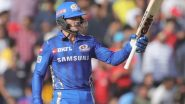 RR vs MI IPL 2020 Dream11 Team Selection: Recommended Players As Captain and Vice-Captain, Probable Lineup to Pick Your Fantasy XI