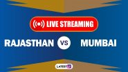 RR vs MI IPL 2020 Live Cricket Streaming: Watch Free Telecast of Rajasthan Royals vs Mumbai Indians on Star Sports and Disney+Hotstar Online