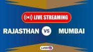 RR vs MI IPL 2020 Live Cricket Streaming: Watch Free Telecast of Rajasthan Royals vs Mumbai Indians on Star Sports and Disney+Hotstar Online