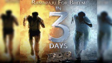 RRR: SS Rajamouli Starts the Countdown to Unveil Jr NTR's First Look As Komaram Bheem!