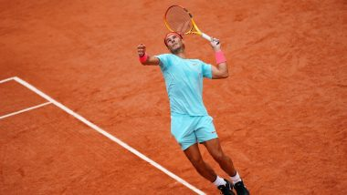 Rafael Nadal vs Diego Schwartzman, French Open 2020 Live Streaming Online: How to Watch Free Live Telecast of Men's Singles Semi-Final Tennis Match?
