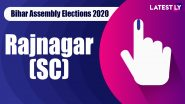 Rajnagar (SC) Vidhan Sabha Seat in Bihar Assembly Elections 2020: Candidates, MLA, Schedule And Result Date