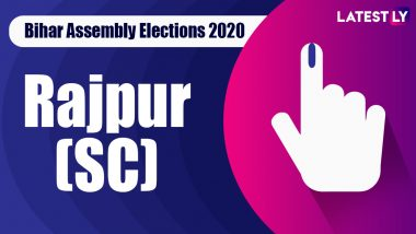 Rajpur (SC) Vidhan Sabha Seat in Bihar Assembly Elections 2020: Candidates, MLA, Schedule And Result Date