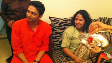 Amidst Tanishq Ad Outrage, Rasika Agashe Shares Her Godbharai Pic with Hubby Mohammed Zeeshan Ayyub, Slams Trolls for Tagging Communal Harmony as Love Jihad