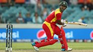 Zimbabwe Tour of Pakistan 2020: Standby Zimbabwe Players Regis Chakabva and Timycen Maruma Test Positive for COVID-19