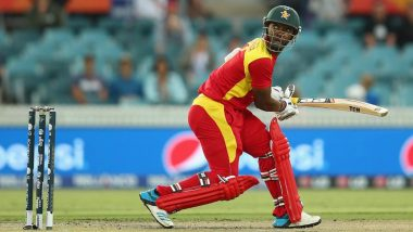 Zimbabwe Tour of Pakistan 2020: Standby Zimbabwe Players Regis Chakabva and Timycen Maruma Test Positive for COVID-19