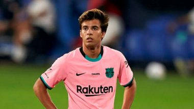 Riqui Puig Left Out of Barcelona's 21-Member Squad for the Match Against Deportivo Alaves, Check Out Predicted Playing XI for La Liga 2020-21