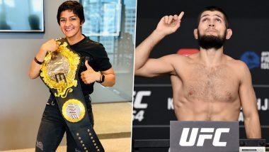UFC 254: Ritu Phogat Backs Khabib Nurmagomedov to Beat Justin Gaethje and Retain Lightweight Title