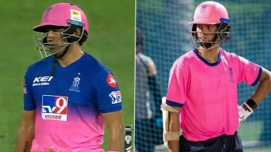 Robin Uthappa Brutally Trolled by Fans After Regular Failures in Dream11 IPL 2020, Netizens Bat for Yashasvi Jaiswal's Place in Rajasthan Royals Playing XI