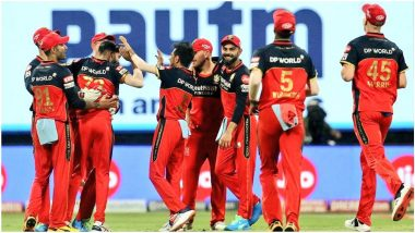 Royal Challengers Bangalore vs Chennai Super Kings Betting Odds: Free Bet Odds, Predictions and Favourites in RCB vs CSK Dream11 IPL 2020 Match 44