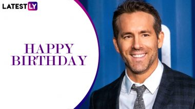 Ryan Reynolds Birthday Special: 15 Times the Hollywood Hunk Used Deadpool to Drop Awesome Burns at Marvel, DC, Wolverine and Even Himself!