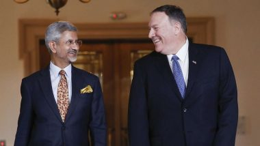 India-US 2+2 Ministerial Dialogue on Oct 27; Mike Pompeo, Mark Esper to Meet Jaishankar and Rajnath