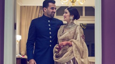 Sagarika Ghatge and Zaheer Khan Expecting Their First Baby?