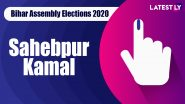 Sahebpur Kamal Vidhan Sabha Seat in Bihar Assembly Elections 2020: Candidates, MLA, Schedule And Result Date