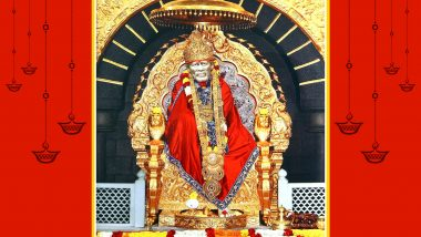 Shirdi Sai Baba Punyatithi 2020 Dates and Full Schedule: Know Everything About Celebrations of This Auspicious Occasion on Vijayadashmi