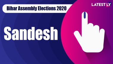 Sandesh Vidhan Sabha Seat in Bihar Assembly Elections 2020: Candidates, MLA, Schedule And Result Date