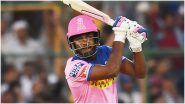 Sanju Samson Becomes First Player to Smash Century on IPL Captaincy Debut, Achieves Feat During RR vs PBKS Clash in IPL 2021