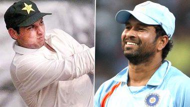 Shahid Afridi Thanks Sachin Tendulkar for his Bat As Former Pakistan Cricketer Recalls Scoring 37-Ball Century On This Day