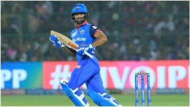 Shikhar Dhawan Registers Embarrassing Record After Consecutive Ducks in IPL 2020; Fans Troll Delhi Capitals Opener for Another Poor Outing Against Mumbai Indians