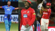 Twitterati All Praises for Shikhar Dhawan, Nicholas Pooran and Chris Gayle  As Kings XI Punjab Beat Delhi Capitals by 5 Wickets in IPL 2020