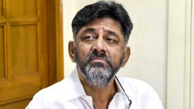 CBI Seizes Around Rs 50 Lakhs Cash During Raids at DK Shivakumar's And His Brother DK Suresh's Properties in Alleged Corruption Case